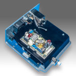 Base Used as Laser Heat Sink and Heat Spreader