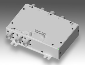 In-Flight Column Integration Controller Unit (CICU)