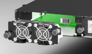 Hot Swap Fan With Improved Performance & Reliability