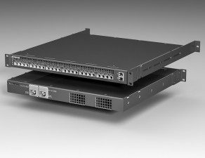 24 SFP Port 1U Rack Mount Chassis