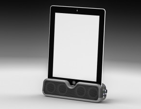 Tablet Audio System